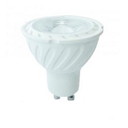 Profesionálna stmievateľná LED žiarovka GU10 6,5W so širokým uhlom svietenia so SAMSUNG čipmi