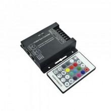 LED diaľkový RF ovládač RGB+W 144W 24 tlačidiel