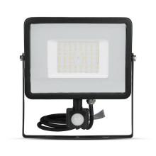 LED čipy s pohybovým senzorom
