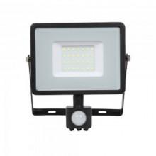 Profesionálny LED reflektor 30W s pohybovým senzorom so SAMSUNG čipmi
