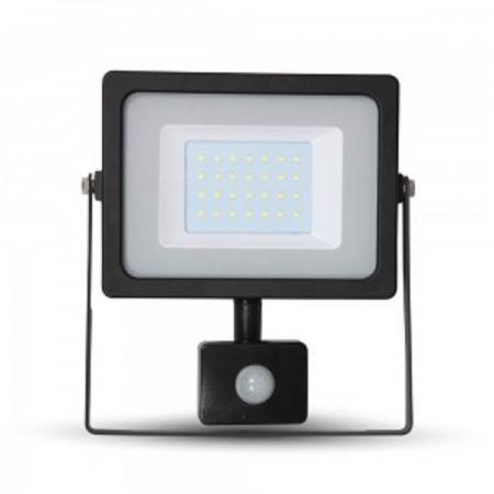 LED reflektor 30W s pohybovým senzorom