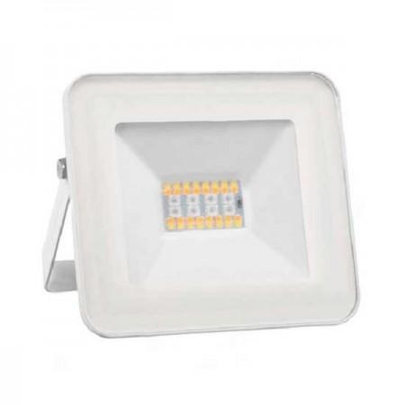 Biely smart RGB+W LED reflektor 20W