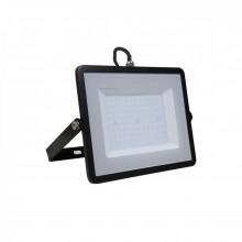 Profesionálny čierny LED reflektor 100W s vysokou svietivosťou (120lm/W) so SAMSUNG čipmi
