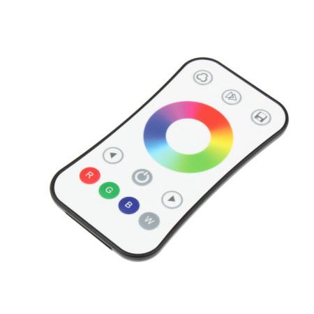 LED diaľkový RF ovládač RGB+W