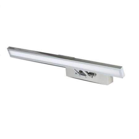 Hranaté LED svietidlo nad zrkadlo 8W