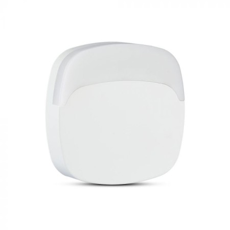 Hranaté LED nočné svetlo do zásuvky 0,5W SAMSUNG čipy