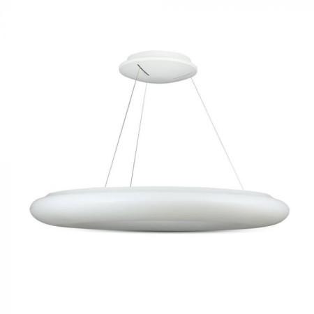 Stmievateľný LED luster 105W kruh